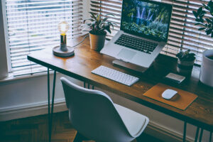 How to set up a work-from-home 'office' for the long term
