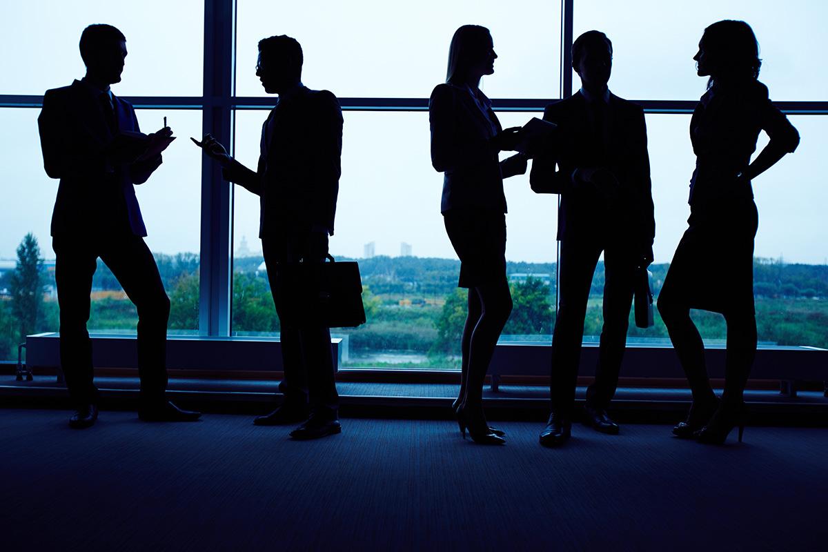 business team P4Y8CLM